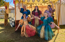 Mesilla Valley Dance Eclectic is performing at the Las Cruces Renaissance ArtsFaire