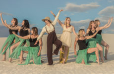 Mesilla Valley Dance Eclectic presents The Scarab Thief